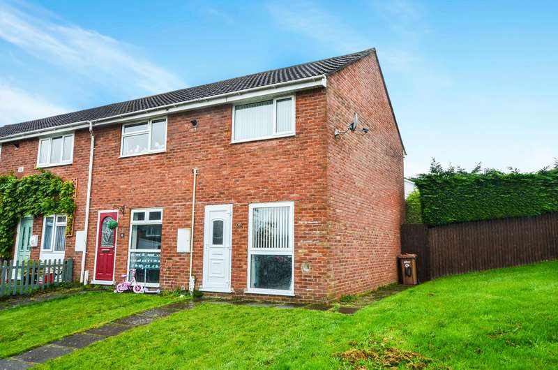 2 Bedrooms End Of Terrace House for sale in Maes Briallu, Caerphilly, CF83