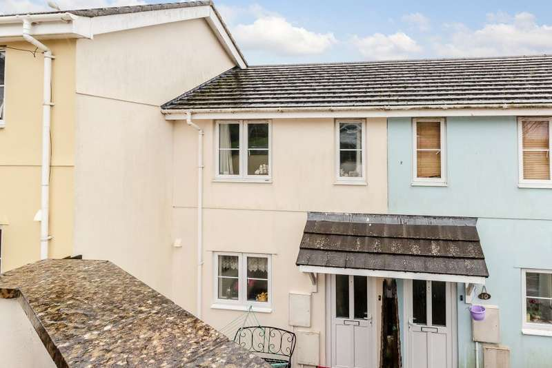3 Bedrooms Terraced House for sale in Lord Nelson Drive, Dartmouth, TQ6 9QW