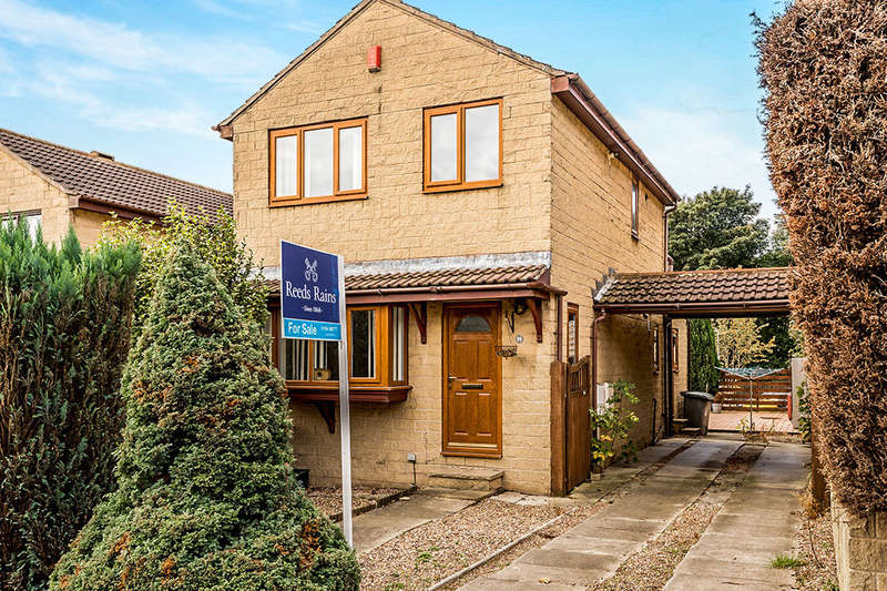3 Bedrooms Detached House for sale in Chatsworth Terrace, Earlsheaton, Dewsbury, WF12