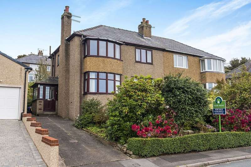 3 Bedrooms Semi Detached House for sale in Park Drive, Whitehaven, CA28