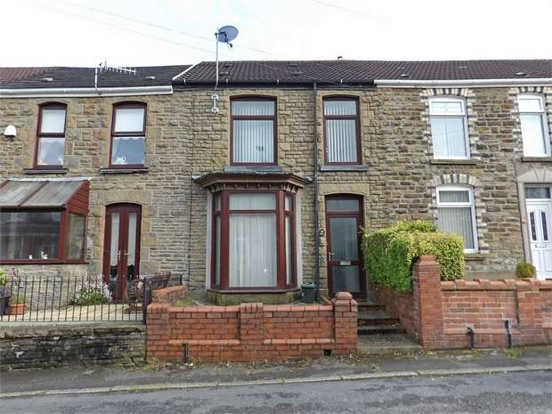 3 Bedrooms Terraced House for sale in Clydach Road, Ynysforgan, Swansea, West Glamorgan