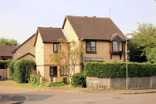 4 Bedrooms Detached House for rent in Jersey Close, Burpham, Guildford, Surrey