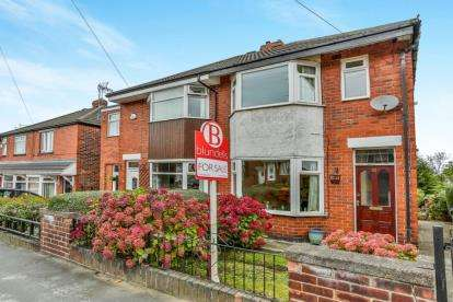 2 Bedrooms Semi Detached House for sale in Handsworth Crescent, Sheffield, South Yorkshire