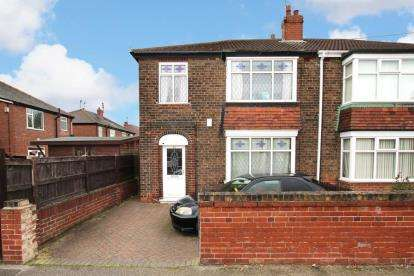 3 Bedrooms Semi Detached House for sale in Hampton Road, Doncaster