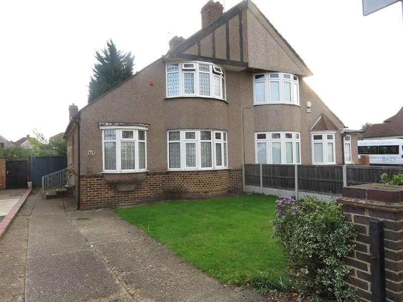 3 Bedrooms Semi Detached House for sale in Bellegrove Road, Welling, Kent, DA16 3RH