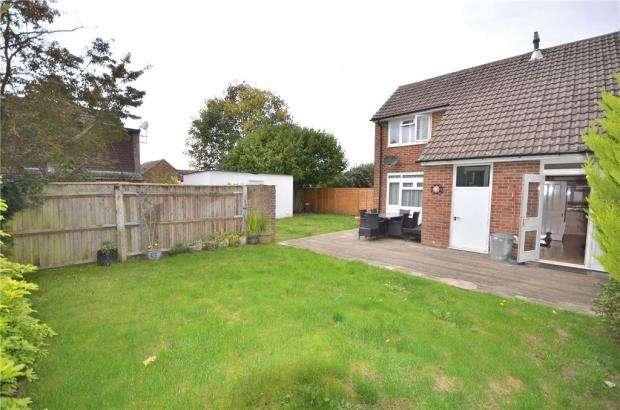 2 Bedrooms Terraced House for sale in Viking, Bracknell, Berkshire