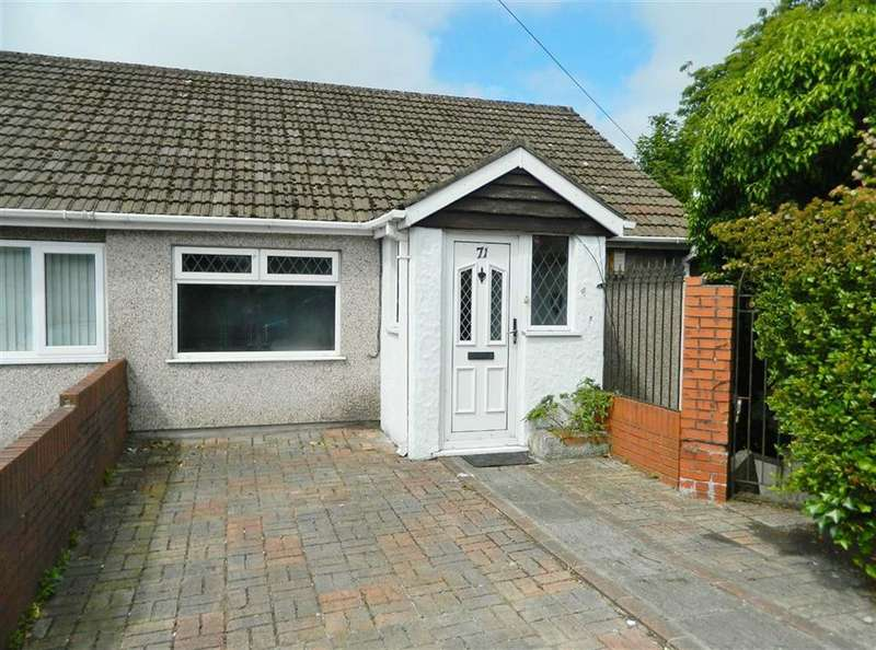 4 Bedrooms Semi Detached House for sale in Penygraig Road, Townhill