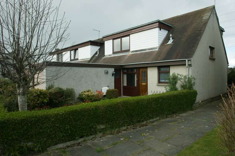 3 Bedrooms End Of Terrace House for sale in Corrennie Circle, Aberdeen, Aberdeen, AB21