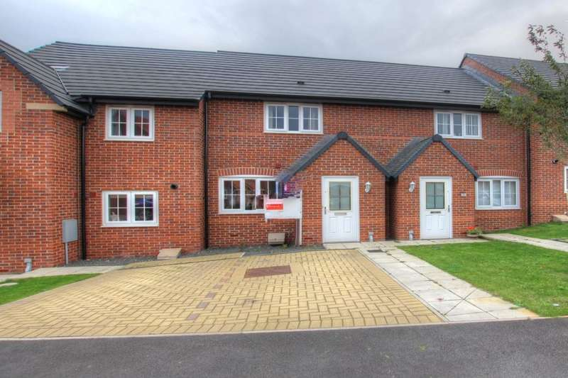 2 Bedrooms Property for sale in Foundry Close, Coxhoe, Durham, DH6