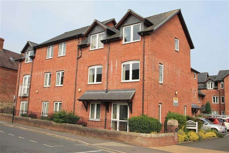2 Bedrooms Retirement Property for sale in Burgess Court, Ludlow