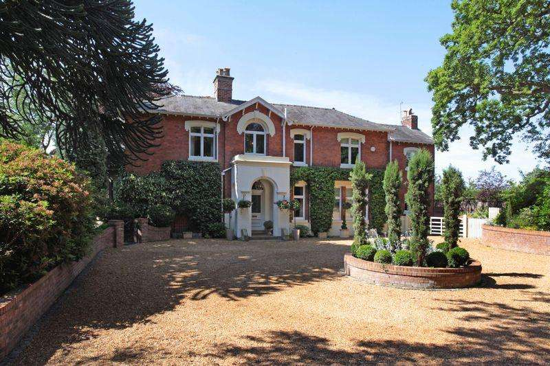 6 Bedrooms Detached House for sale in Chelford, Cheshire