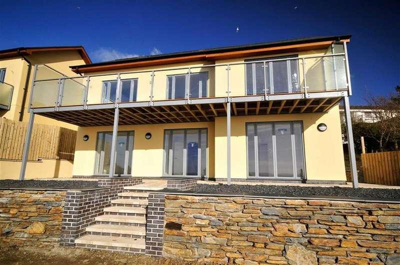 4 Bedrooms Detached House for sale in Hildamere, 3, Gwelfor Road, New Development, Aberdyfi, Gwynedd, LL35