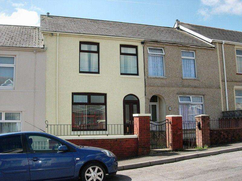 3 Bedrooms Terraced House for sale in Bournville Terrace, Tredegar, Blaenau Gwent.