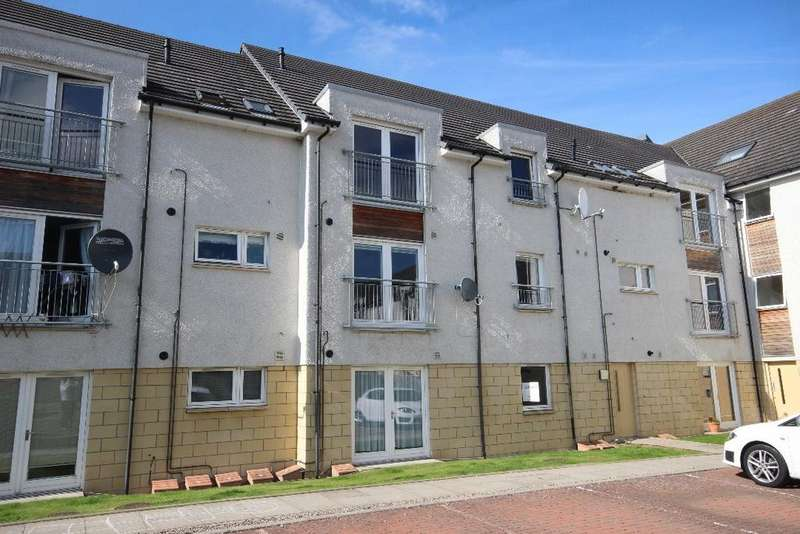 1 Bedroom Flat for sale in Elm Court, Bridge Of Earn, Perthshire , PH2 9RU
