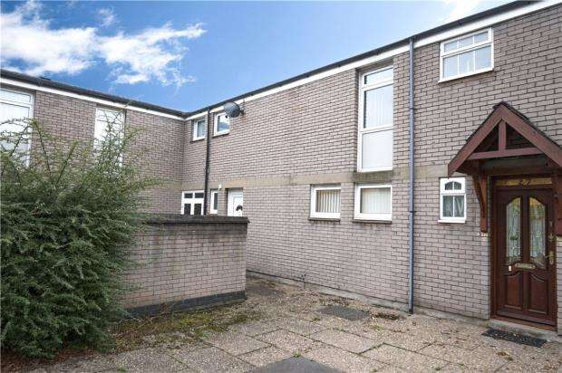 3 Bedrooms Terraced House for sale in Sibton Close, Bell Green, Coventry, West Midlands