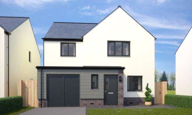 4 Bedrooms Detached House for sale in C67 Barnard, Paignton, Devon