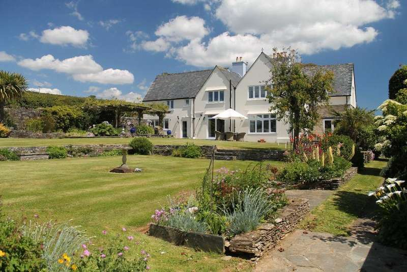 6 Bedrooms Detached House for sale in South Milton, Kingsbridge, Devon, TQ7