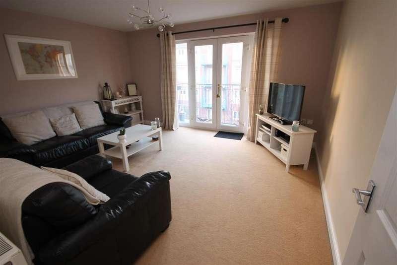 2 Bedrooms Apartment Flat for sale in Fleet Avenue, Hartlepool