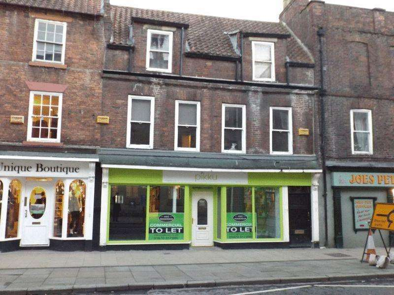 2 Bedrooms Flat for sale in Newgate Street, Morpeth