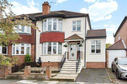 4 Bedrooms Semi Detached House for sale in Charldane Road, London