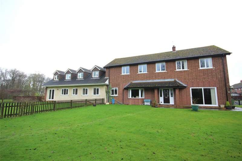 4 Bedrooms Semi Detached House for sale in Tudor Close, Newtoft, LN8