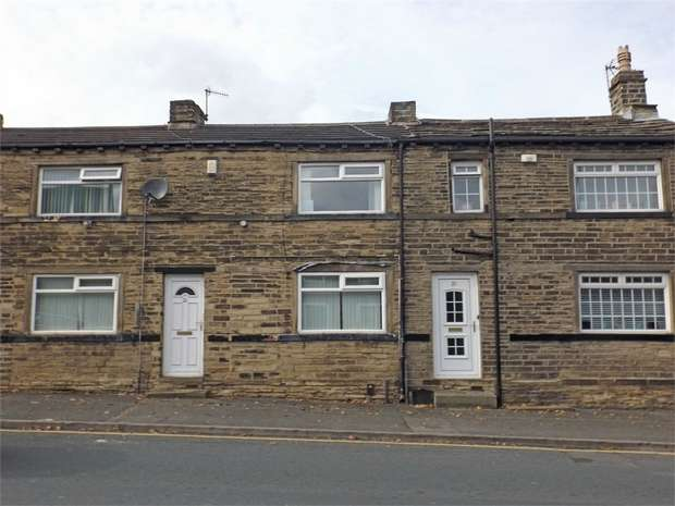 2 Bedrooms End Of Terrace House for sale in Clayton Road, Bradford, West Yorkshire