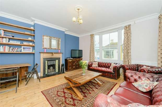 4 Bedrooms Maisonette Flat for sale in 31 North Road, Brighton, East Sussex
