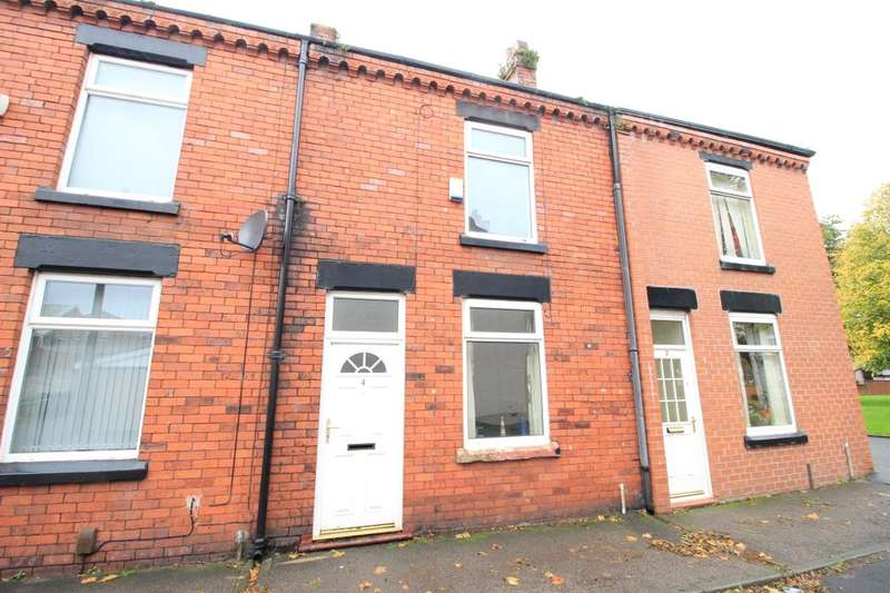 2 Bedrooms Property for sale in Johnson Street, Tyldesley, Manchester, M29