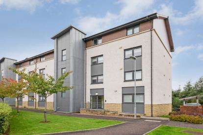 2 Bedrooms Flat for sale in Millview Crescent, Johnstone
