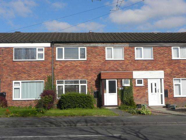 3 Bedrooms Terraced House for sale in Whitehouse Common Road,Sutton Coldfield,West Midlands