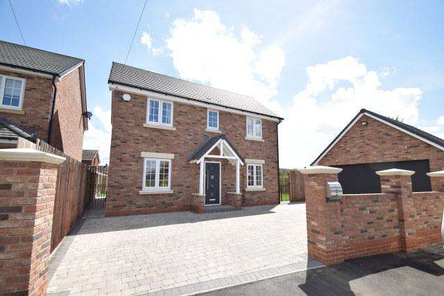 4 Bedrooms Detached House for sale in Beaumont Close,Great Wyrley,Staffordshire