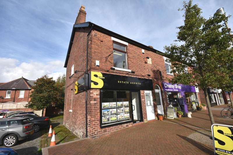 Commercial Property for sale in SHOP with OFFICES above PARK LANE, POYNTON