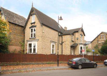 5 Bedrooms Detached House for sale in Crescent Road, Sheffield, South Yorkshire