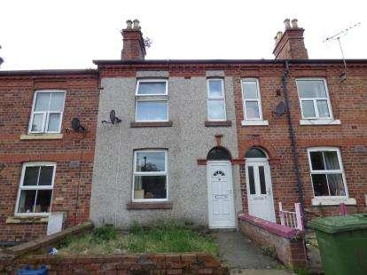 4 Bedrooms Terraced House for sale in Orme Terrace, Bangor, Gwynedd, LL57