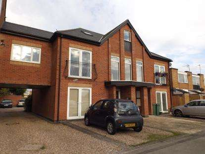 1 Bedroom Flat for sale in King William Court, Shortridge Lane, Enderby, Leicester