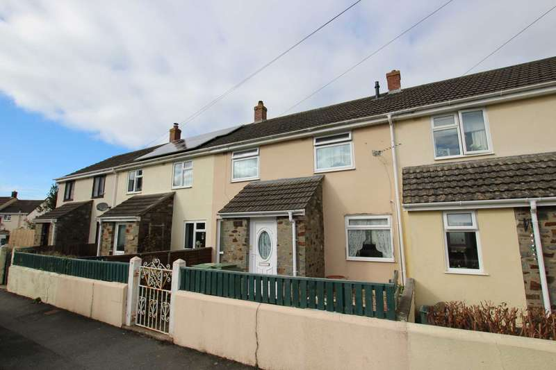 3 Bedrooms Terraced House for sale in Highview, Bideford