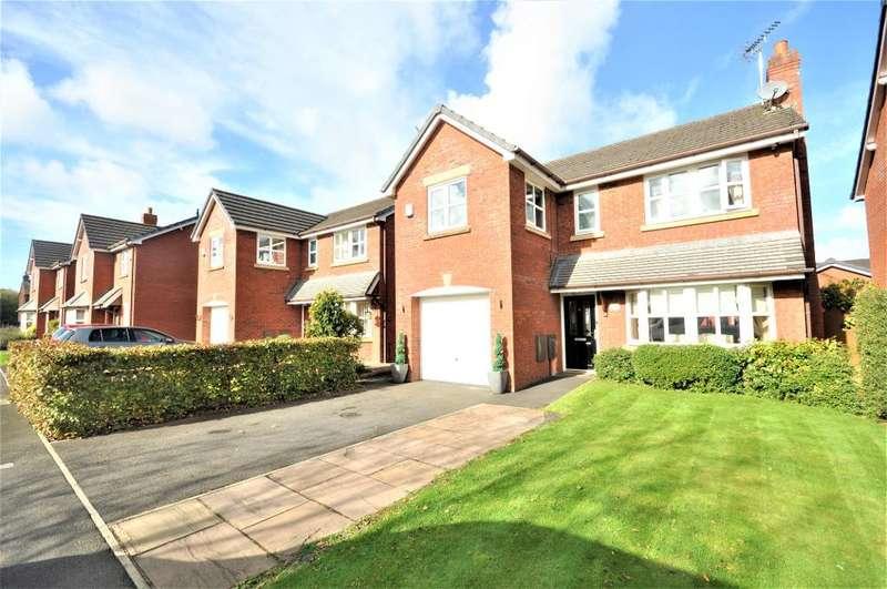 4 Bedrooms Detached House for sale in Ash Lane, Clifton, Preston, Lancashire, PR4 0YN