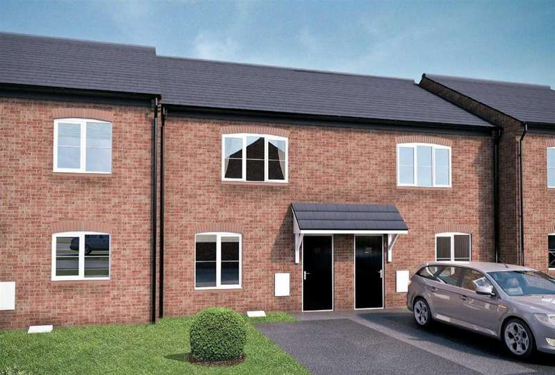 2 Bedrooms Terraced House for sale in Beckfield, Colburn, Catterick Garrison