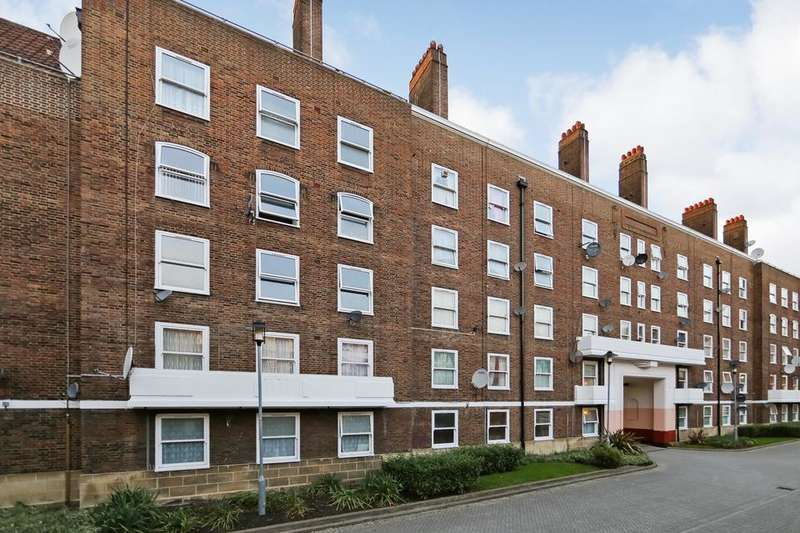 2 Bedrooms Flat for sale in Stamford Hill, London N16