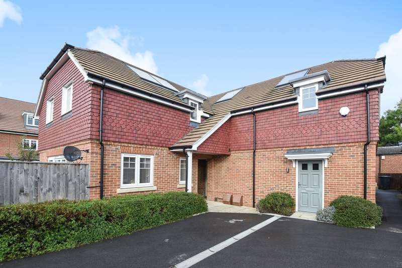 2 Bedrooms End Of Terrace House for sale in Shalford