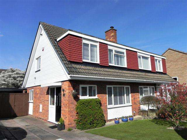 3 Bedrooms Semi Detached House for sale in Brailes Drive,Walmley,Sutton Coldfield