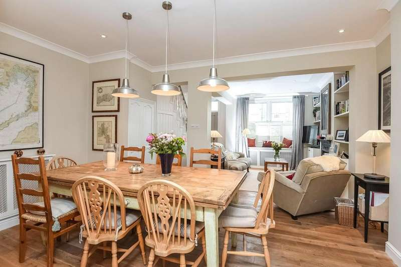 2 Bedrooms Terraced House for sale in Bertal Road, Tooting