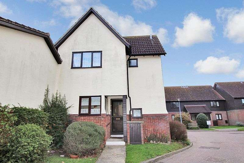 2 Bedrooms Property for sale in Bader Court, Ipswich, IP5 3UY