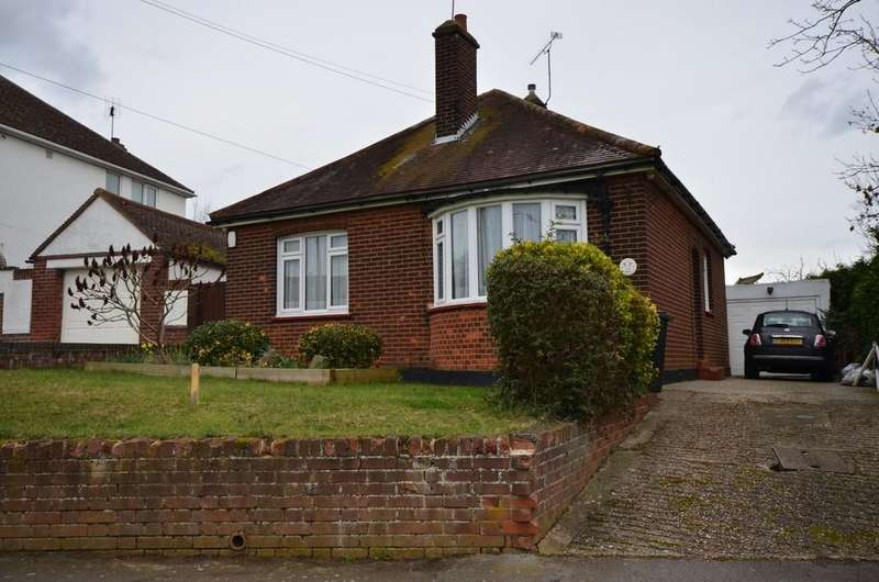 3 Bedrooms Detached Bungalow for sale in Highfields Road, Witham