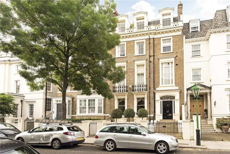8 Bedrooms Terraced House for sale in Cottesmore Gardens, Kensington, London, W8