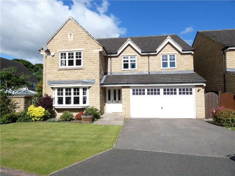 5 Bedrooms Detached House for sale in Hallside Close, Baildon, West Yorkshire