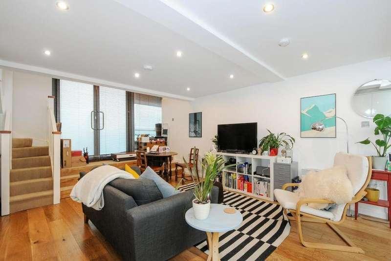 1 Bedroom Flat for sale in Hardwicks Square, Wandsworth
