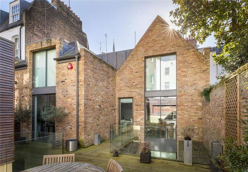 5 Bedrooms House for sale in Holland Street, Kensington, London