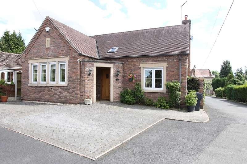 3 Bedrooms Detached Bungalow for sale in Rockingham Hall Gardens, Hagley, Stourbridge, DY9