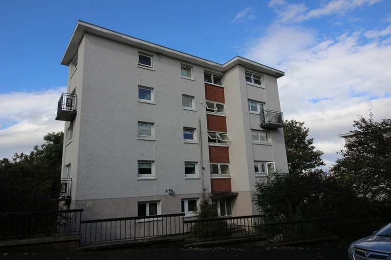 3 Bedrooms Maisonette Flat for sale in Crosslees Drive, Thornliebank, Lanarkshire, G46